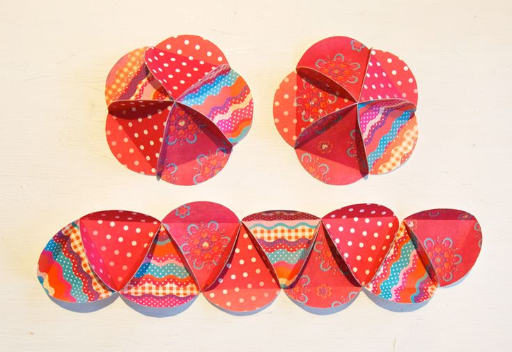 how to make paper balls with tissue paper
