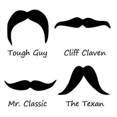 Fantastic 17 Best Ideas About Mustache Styles On Pinterest Just For Men Short Hairstyles Gunalazisus