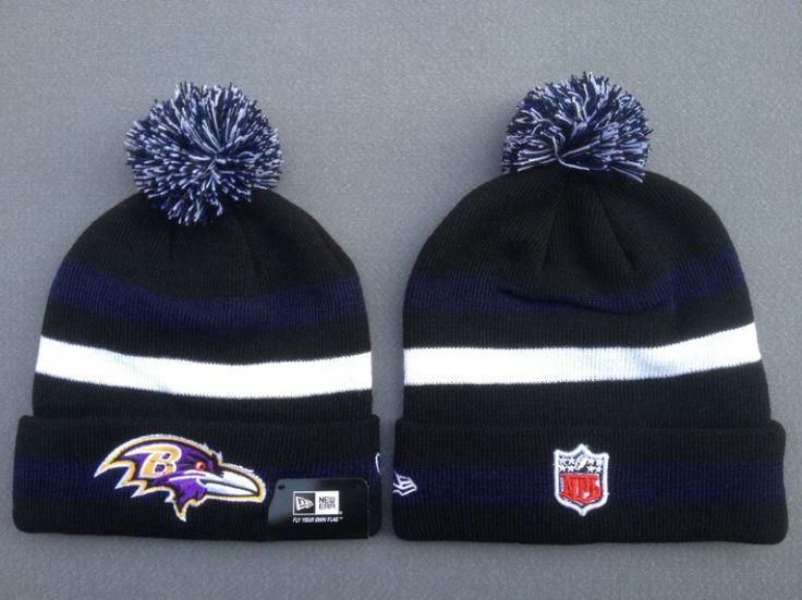 477b19e5 denmark baltimore ravens nfl official sideline sport knit hat ...