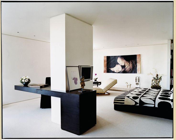 A Look Inside Donna Karan's Zen Manhattan Penthouse