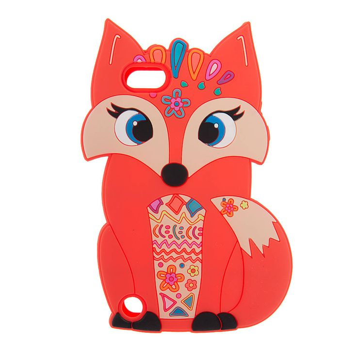 3D Festival Fox Cover for iPod Touch 5 | Claire's