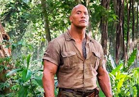 First Look: The Cast of JUMANJI in New Set Photo