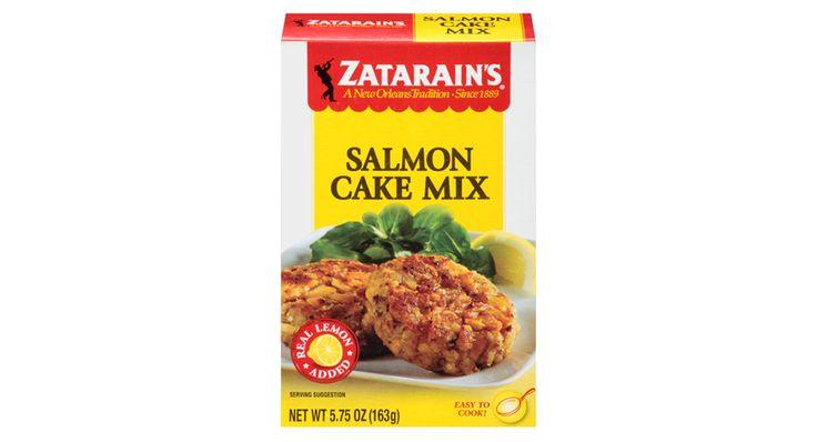 Zatarain S Salmon Cake Mix Reviews