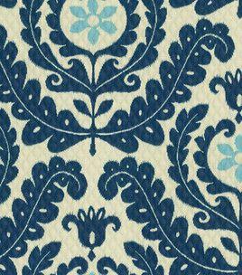 Home Decor Print Fabric Waverly Meridian Pool Home Decor Print Fabric At 24 Yard
