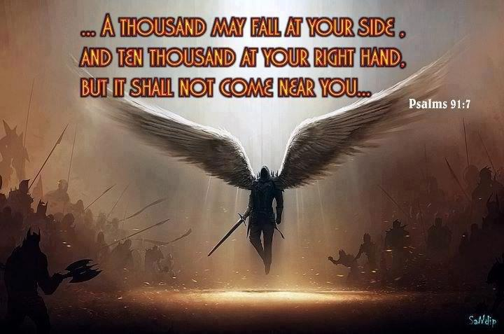 Psalm 91 7 For The Lord Pinterest Psalms And Fall