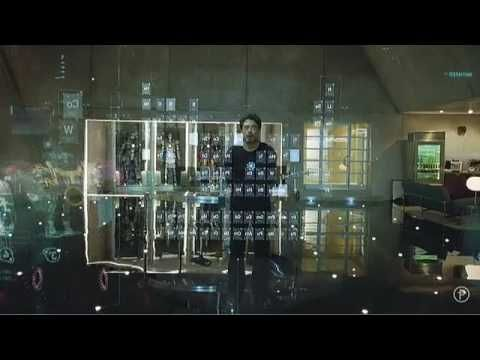The Making of Tony Stark's Incredible Interfaces