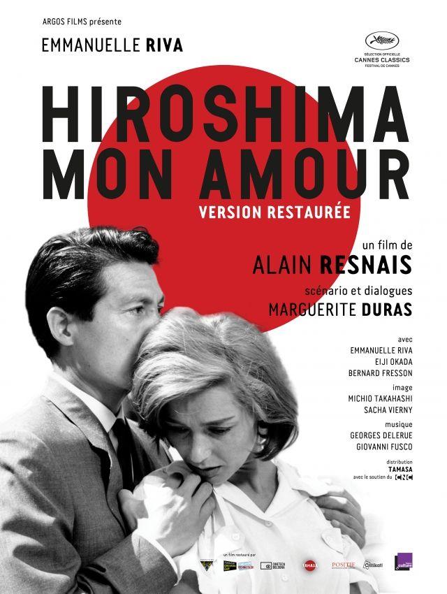 Hiroshima, mon amour Un film d'Alain Resnais
