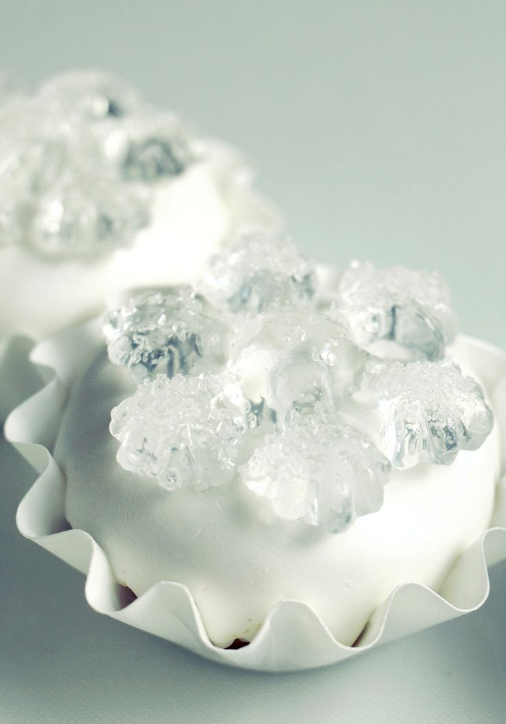 Christmas cupcake by Valeria Mei Cagnoli - cake designer