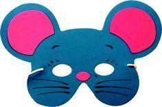 Mascaras de raton para niño - Imagui