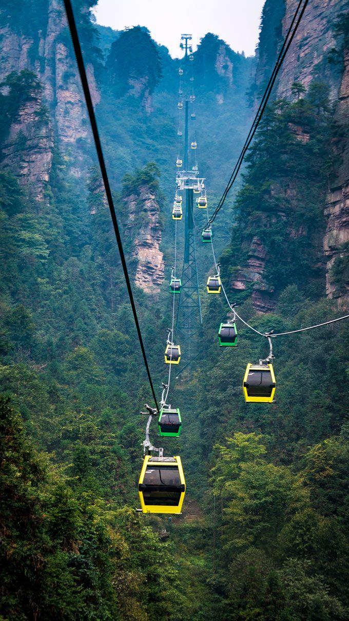 25  best ideas about zhangjiajie on pinterest