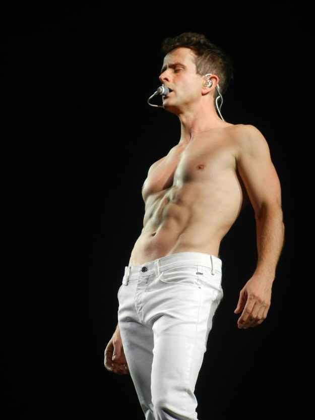 43 Super Hot Photos Of Joey McIntyre To Celebrate His Birthday