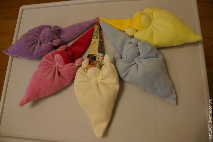 Вальдорфская куколка-уголок для самых маленьких - Ярмарка Мастеров - ручная работа, handmade