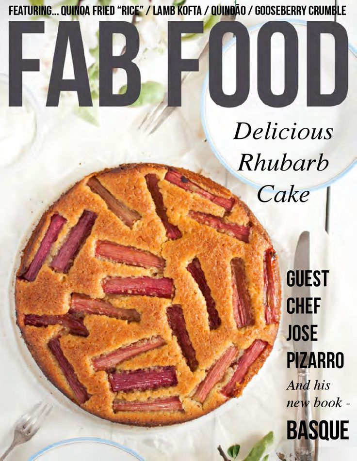 Fab Food Magazine May 2016  Fab Food Magazine, May 2016 featuring Jose Pizarro and all your seasonal ingredients.