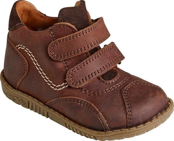 Bundgaard-sko - Smila Brun