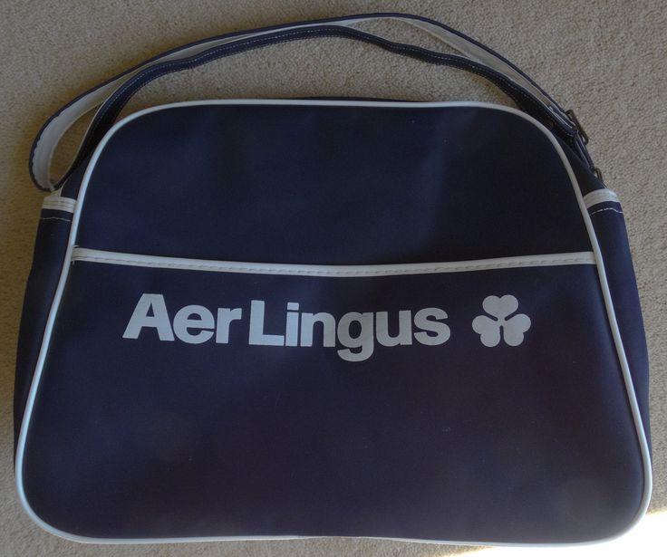 Années 60. Compagnie aérienne irlandaise.