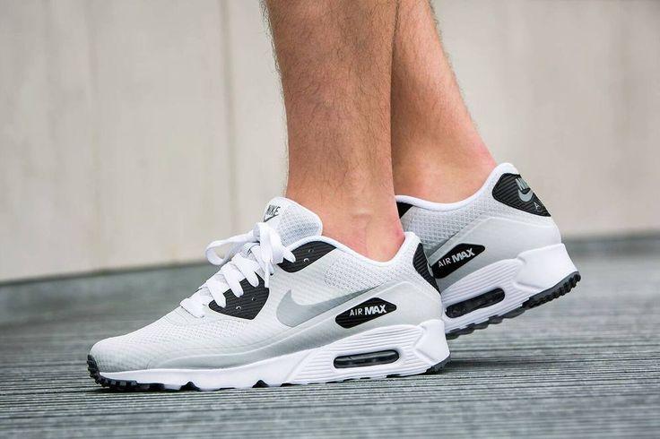 Nike Air Max 90 Ultra Essential ~ 725222 301 ~ Uk  7 , EUR 41 , CM 26 ,US 8  #Nike