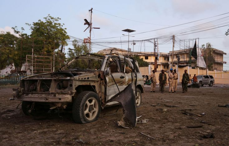4/9/17 Mogadishu military chief survives Al Shabaab suicide car bomb attack which kills 15 people    Assassination attempt was on Ahmed Mohamed Irfid who was appointed three days ago