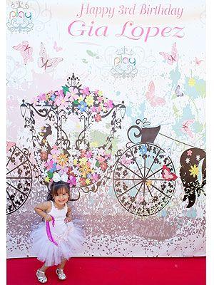 Gia Lopez Celebrates Her ThirdBirthday | People.com