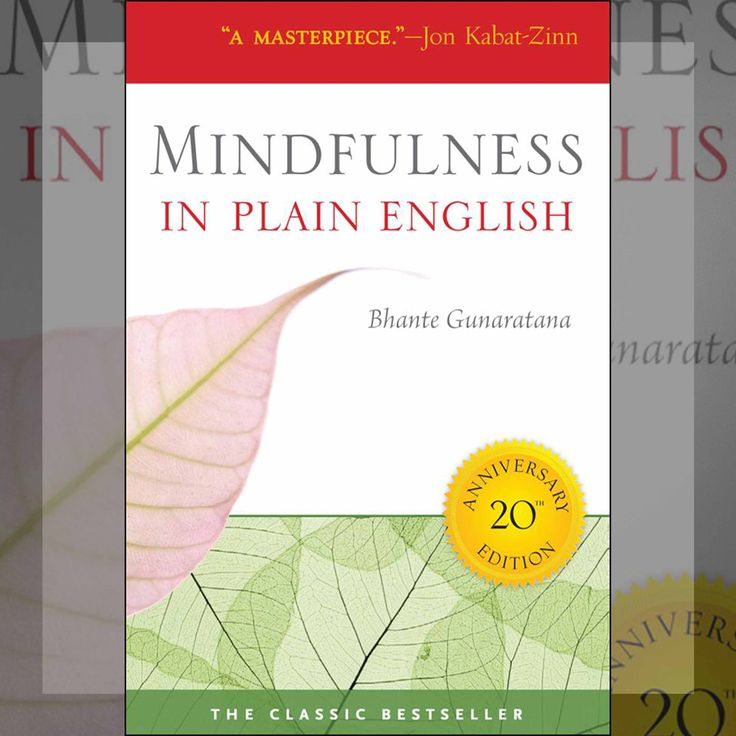 Our latest book for The Imperfectionist Book Club is Mindfulness in Plain English by Henepola Gunaratana:   Join us at http://bookclub.imperfectionistblog.com/tagged/mindfulness-in-plain-english?utm_content=buffer9695d&utm_medium=social&utm_source=pinterest.com&utm_campaign=buffer