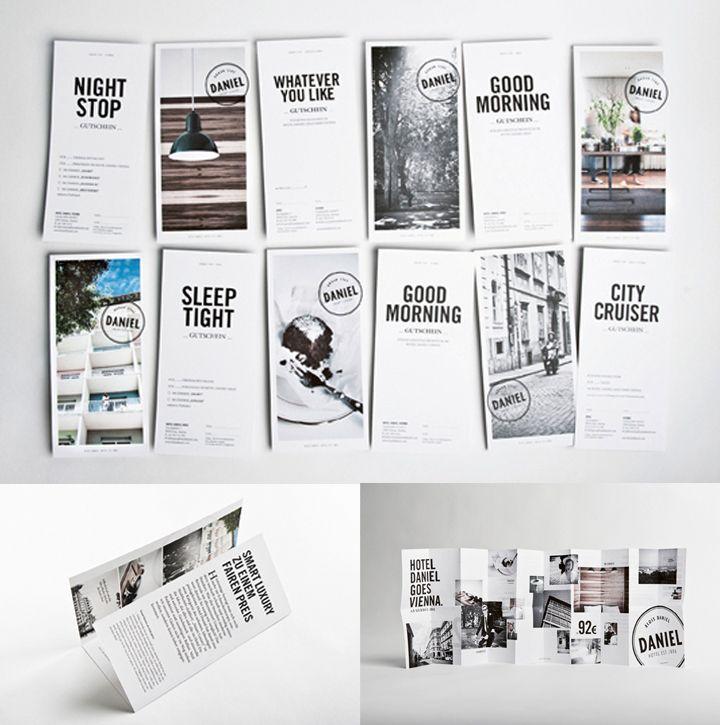 Plan D Diseño gráfico, diseño web, marketing e Identidad Corporativa en Málaga » Identidad Corporativa: Hotel Daniel