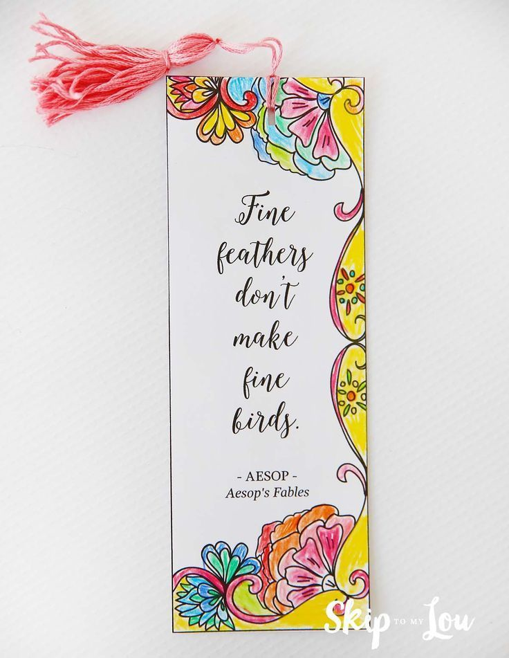 Make These Coloring Bookmarks With Inspirational Quotes To Up Your Read Coloring Bookmarks Coloring Bookmarks Free Bookmarks Handmade