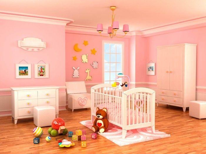 Beautiful babyzimmer gestalten babyzimmer set parkett