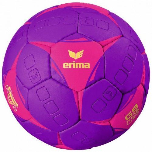 Ballon handball Erima G9 Kids Lite Nouveau ballon de handball destiné aux jeunes joueurs pour l'initiation