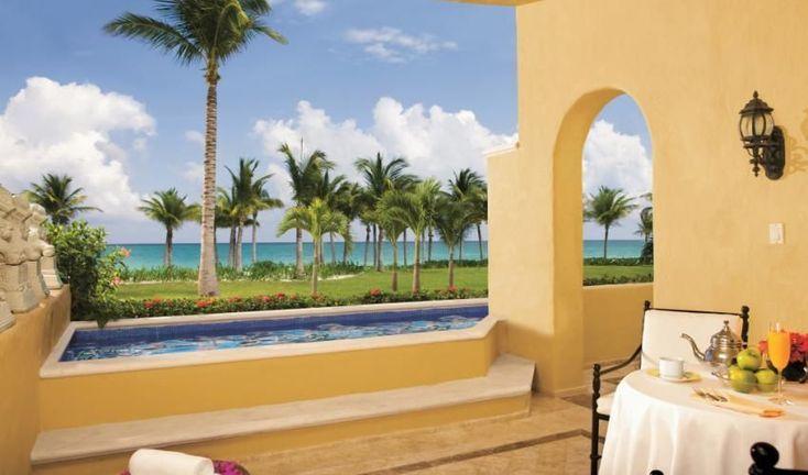 Zoetry Paraiso del la Bonita in Riviera Maya.   Curated Travel: Romance Inspiring Honeymoon Destinations – Collection by Heather Lindstrom, Travel Advisor. STYLE*MIND*CHIC | travel | honeymoons | destinations | #traveladvisor