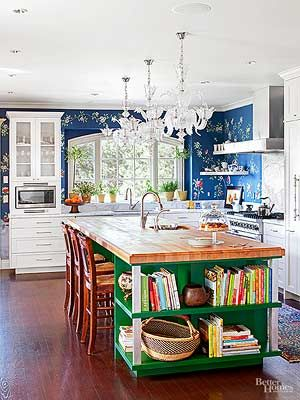 How to choose paint for kitchen cabinets!
