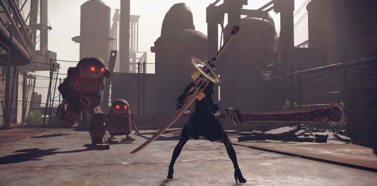 Nier: Automata may release on Xbox One eventually, just maybe