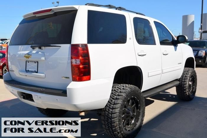 2011 Lifted Chevrolet Tahoe LT Rough Country Suspension Lift