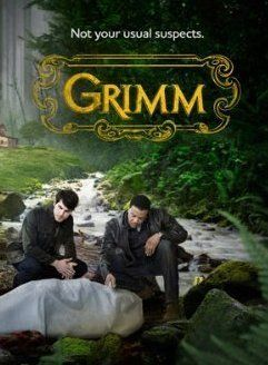 I'm such a fan of Grimm on NBC and am EXCITED that it looks like they've been renewed for a second season AND will be at San Diego Comic Con!