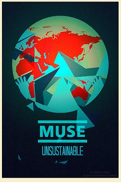#Muse Art (Credit to artist)