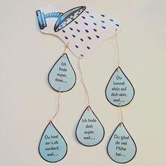 """Unsere """"Warme Dusche"""" ... #warmedusche #einlobfürdich #selbstwertstärken…"""