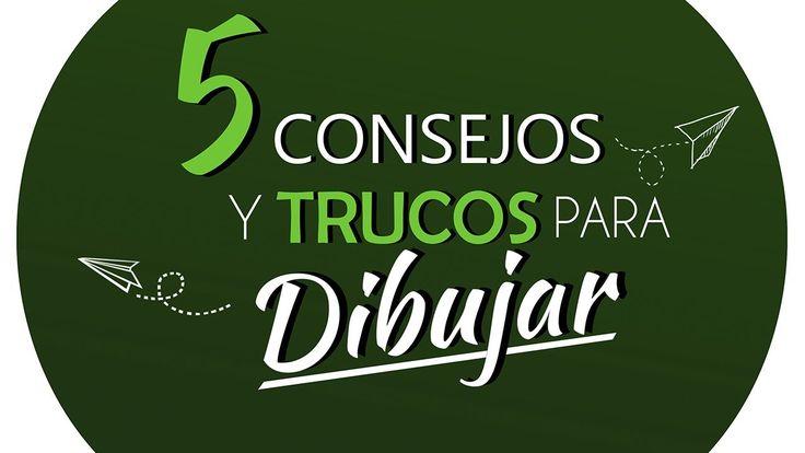5 CONSEJOS y TRUCOS para dibujar MEJOR I TIPS AND TRICKS to draw BETTER