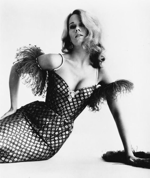 """summers-in-hollywood: """"Jane Fonda photographed for Cat Ballou, 1965 """""""