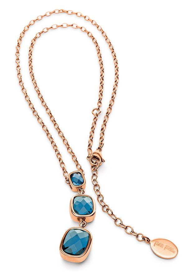 Necklace by Folli Follie