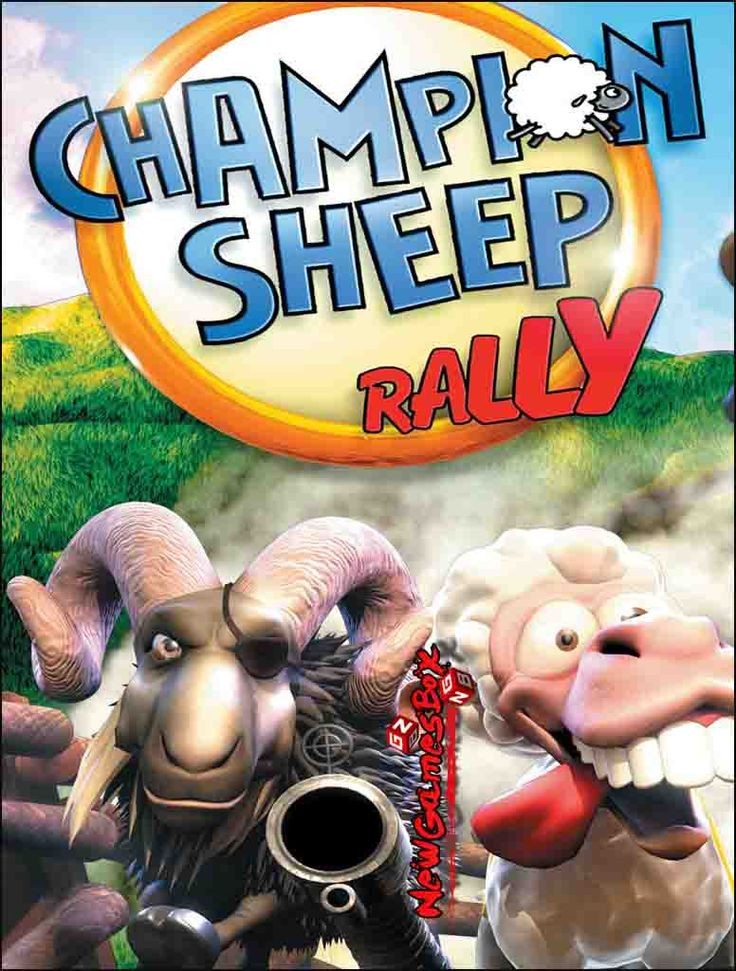 Sheep counting - Out of the box, into the wild: Unusual Stunt Rally - indir <a href=