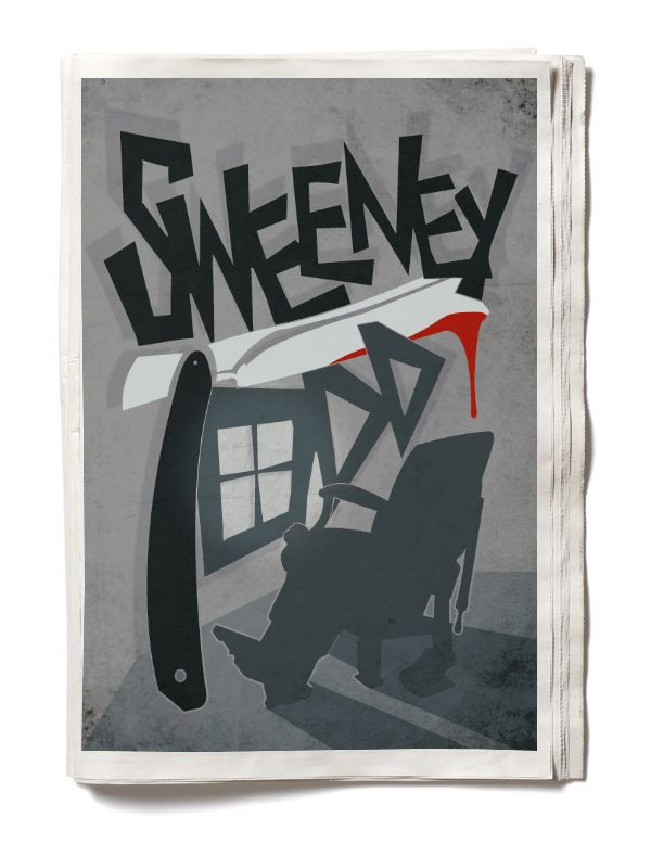 sweeney todd musical essays Amazoncom: tim burton: essays on the films  (2005) and sweeney todd (2007) though his name has become synonymous with the macabre and the odd,.