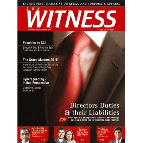 Lex Witness Magazine