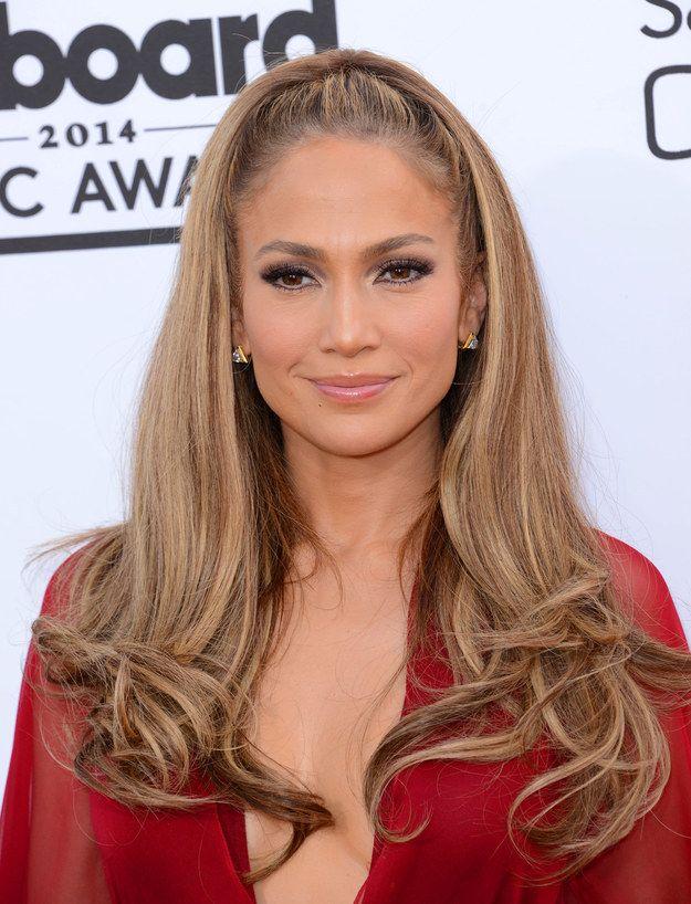 Jennifer Lopez | The 12 Most Glamorous Beauty Looks At The Billboard Music Awards