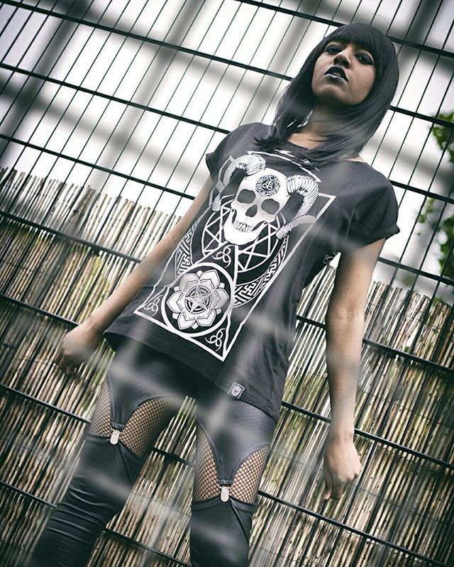 """Conspiring"" Tee available at www.crmc-clothing.co.uk 