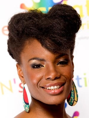 Swell 1000 Images About Natural Hairstyles Frohawk On Pinterest Short Hairstyles For Black Women Fulllsitofus