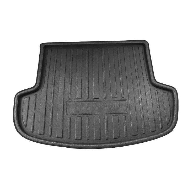 nice Amazing Rear Trunk Tray Boot Liner Cargo Floor Mat For  Mitsubishi Outlander 2013-2017 2018