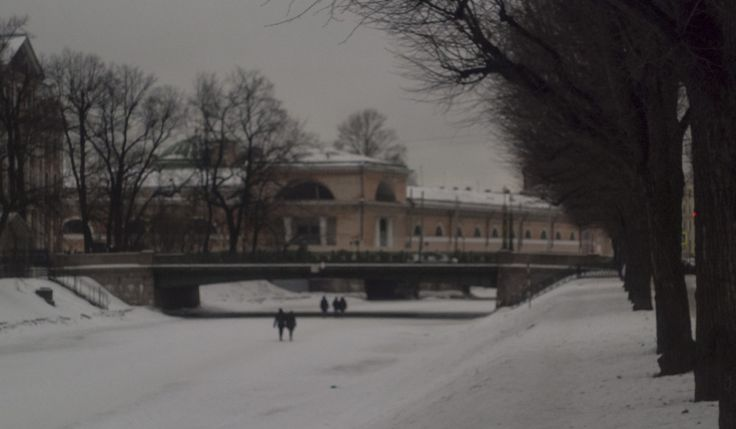 Мойка. Садовый мост