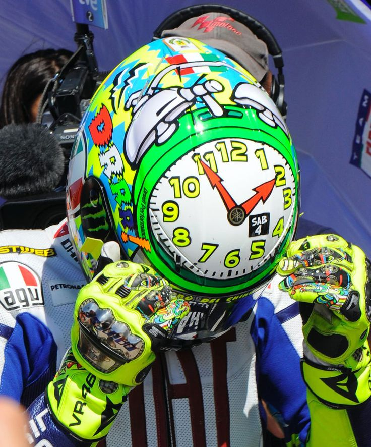 AGV GP-Tech Wake up