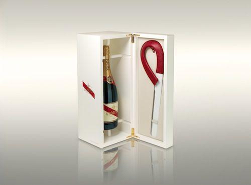 Kit sabrage de G.H.Mumm #vinomarketing #winemarketing