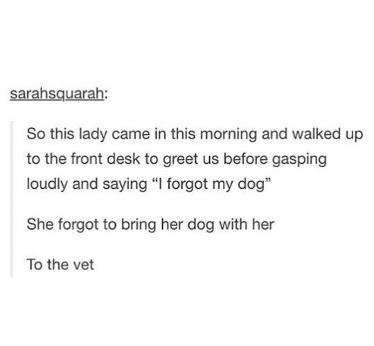 Sounds like something my mom would do