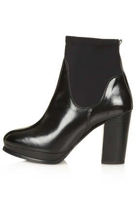 AEON Neoprene Chelsea Boots - Boots  - Shoes