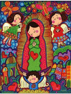 Virgencita Pliis!!!!
